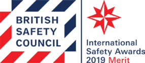 British Safety Council International Safety Awards 2019