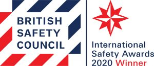British Safety Council 2020 Award