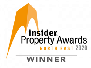 Insider North East Property Awards Winners Logo