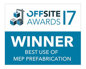 Offsite Awards Winners 2017