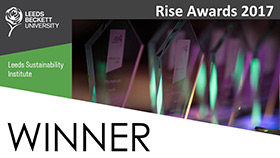 Awards Rise Winners 2017