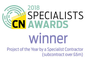 CN Specialist Awards