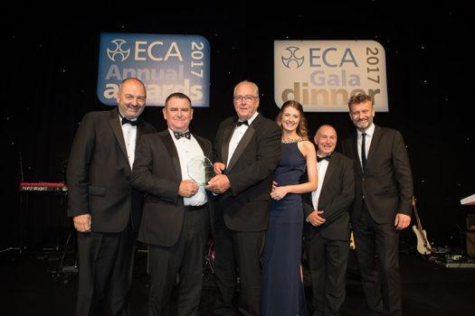SES ECA Award Winners