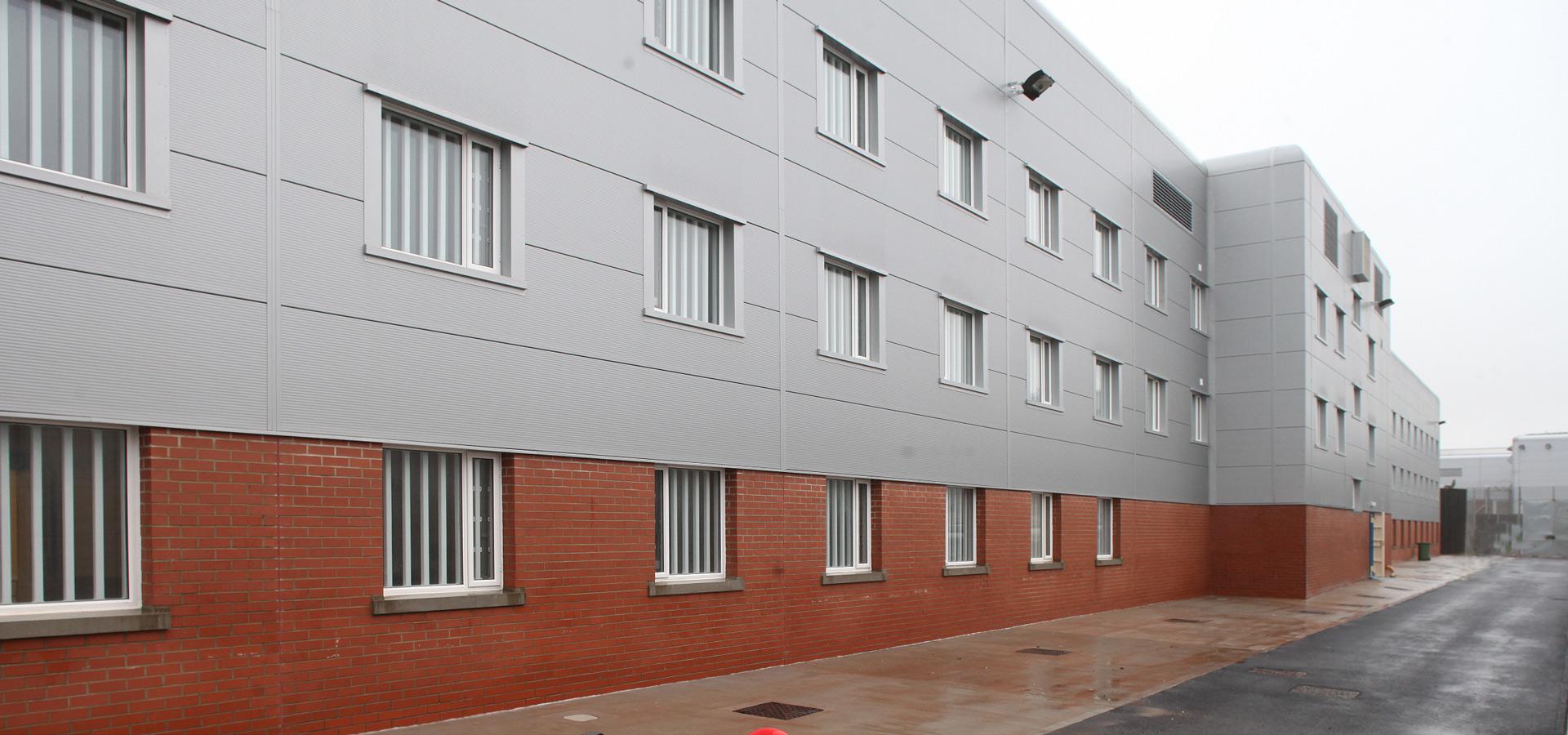 HMP Parc Prison Bridgend