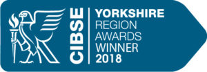 CIBSE Yorkshire Awards logo