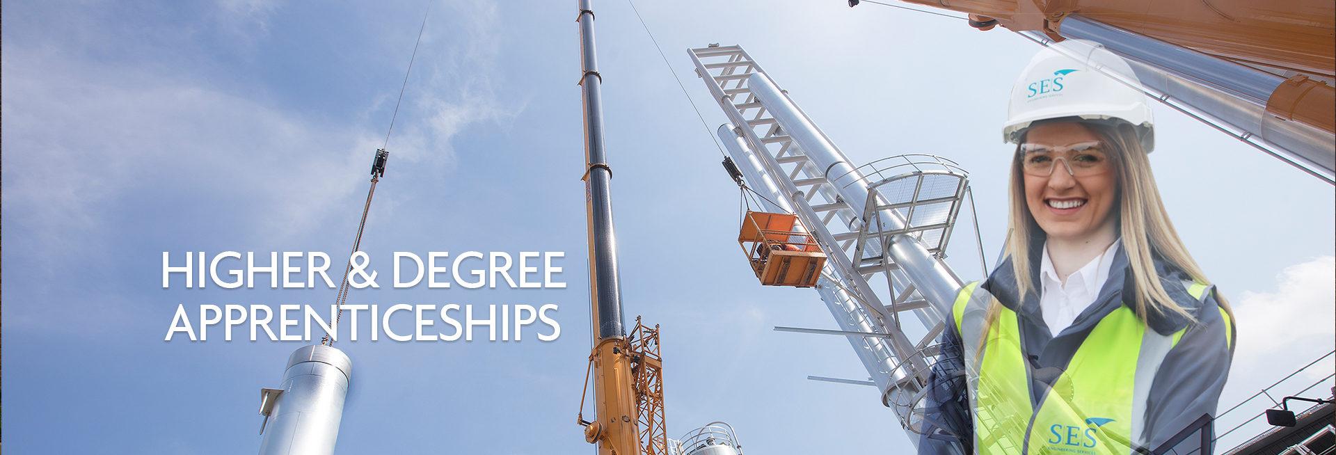 Higher Degree Apprenticeships