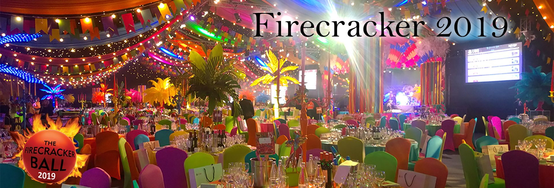 Firecracker Ball 2019