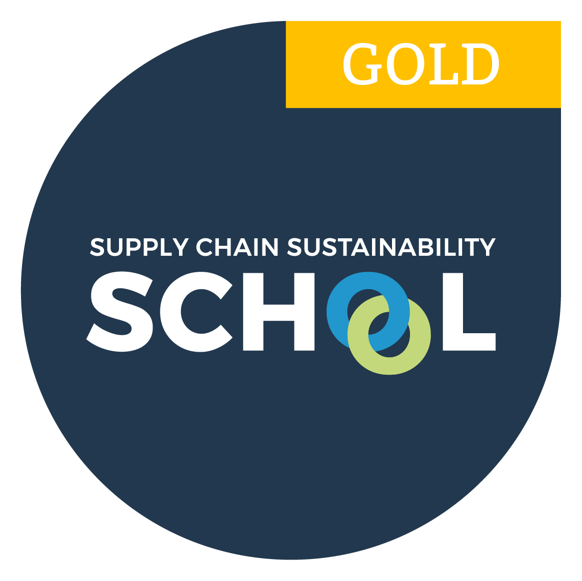 New Logo for Supply Chain Sustainability School