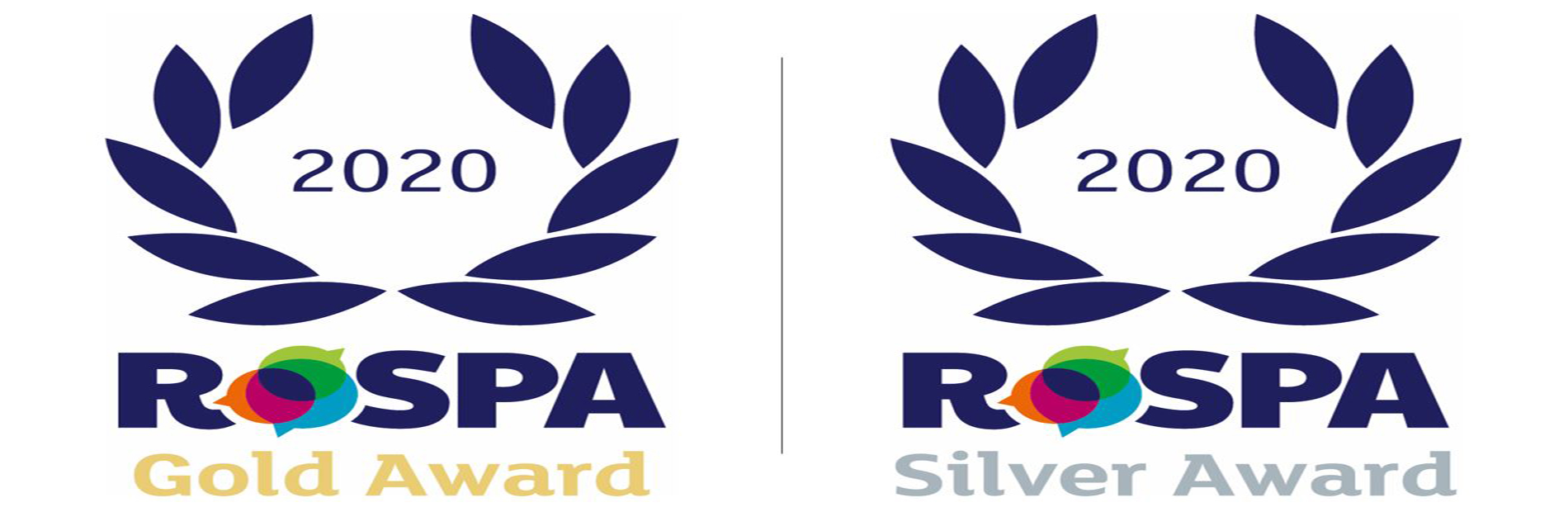 RoSPA Gold and Silver Awards 2020