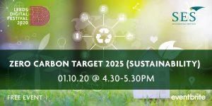 Leeds Digital Festival Image - Sustainability