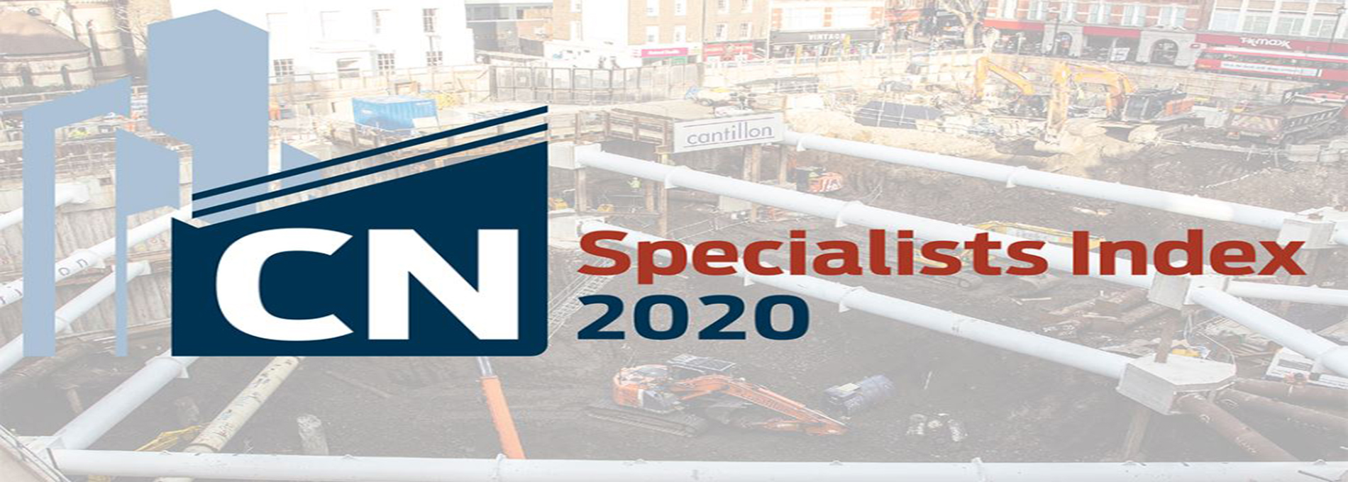 Construction News Specialists Index 2020