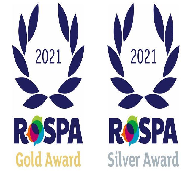 RoSPA Awards Website